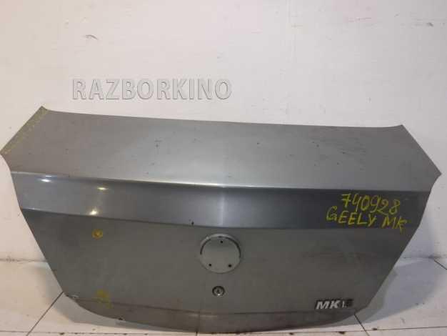 Крышка багажника Geely MK 2006-2015