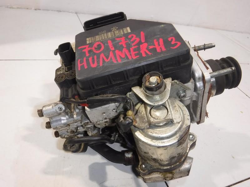 Блок ABS (насос) Hummer H3 19258790 (ар